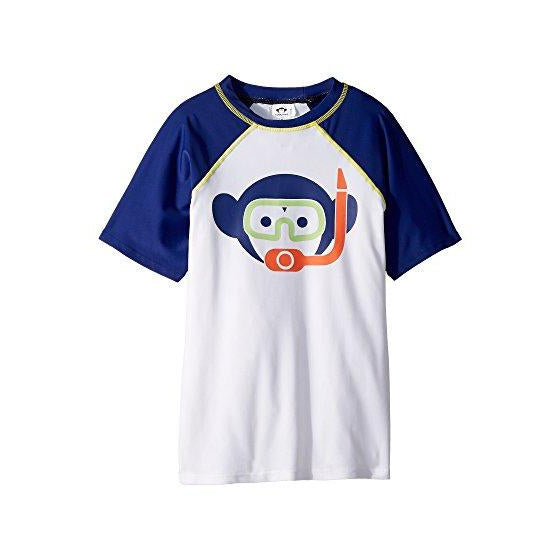 Appaman Rash Guard - Clematis Blue-Boy - Swimwear-Appaman-2T-Eden Lifestyle