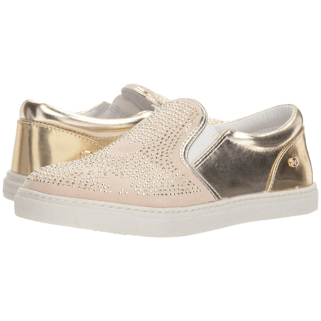 Studded Twin Gore Gold-Shoes - Women-Eden Lifestyle-8-Eden Lifestyle