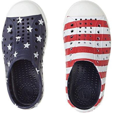 Jefferson Print - Stars and Stripe Print-Shoes - Boy-Native-6-Eden Lifestyle