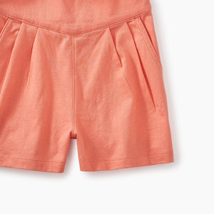 Boat Dock Shorts-Girl - Shorts-Tea Collection-2-Eden Lifestyle