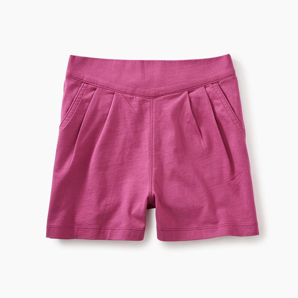 Pull-On Shorts-Girl - Shorts-Tea Collection-2-Eden Lifestyle