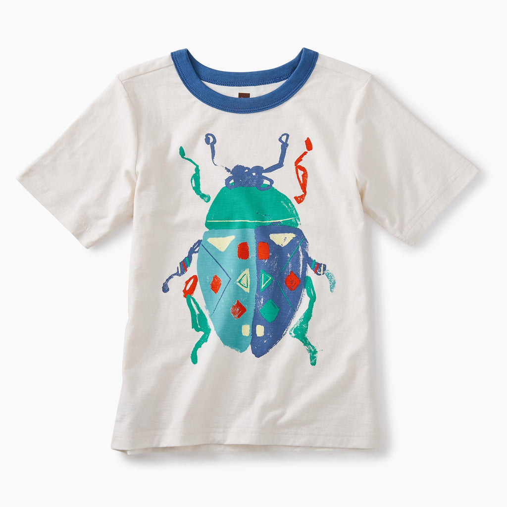 Beetle Graphic Tee-Baby Boy Apparel - Tees-Tea Collection-2-Eden Lifestyle