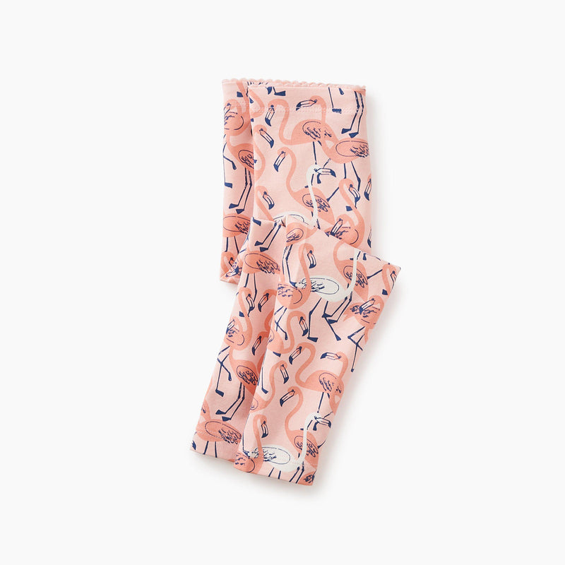 Tea, Leggings,  Flamingo Baby Leggings