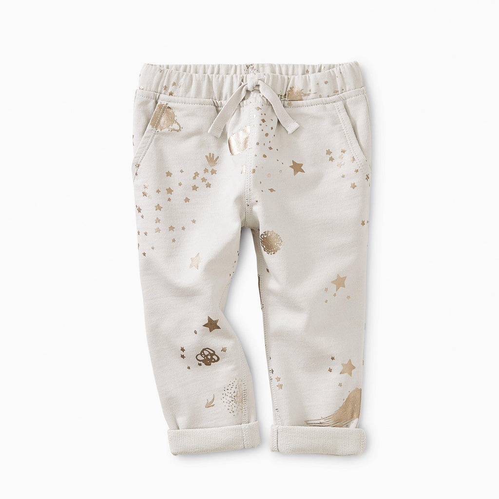 Starry Skies Joggers-Girl - Leggings-Tea Collection-3-6m-Eden Lifestyle
