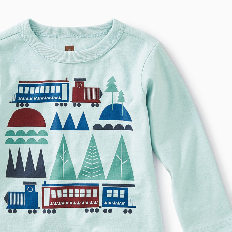 Train Trek Graphic Tee