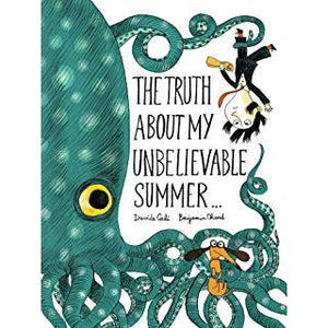 The Truth About My Unbelievable Summer...-Books-Eden Lifestyle-Eden Lifestyle