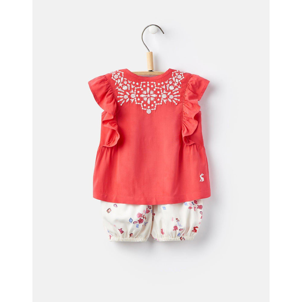 Joules TALLULAH BLOOMER SET-Baby Girl Apparel - Outfit Sets-Joules-9-12M-Eden Lifestyle