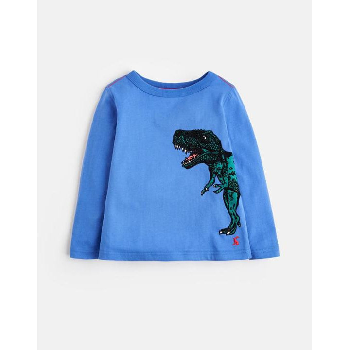 Younger Finlay Long Sleeve Screenprint Top-Shirts-Joules-3-Eden Lifestyle