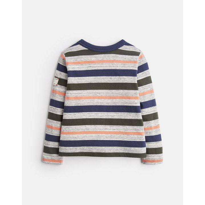 Joules Brenton Striped T-Shirt-Boy - Shirts-Joules-3Y-Eden Lifestyle