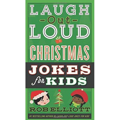 Laugh Out Loud Christmas Jokes for Kids-Book-Harper Collins-Eden Lifestyle