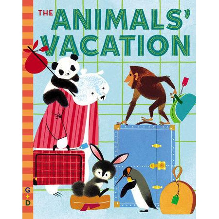 The Animal's Vacation-Books-Eden Lifestyle-Eden Lifestyle