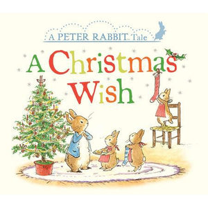 Eden Lifestyle, Books,  A Christmas Wish A Peter Rabbit Tale
