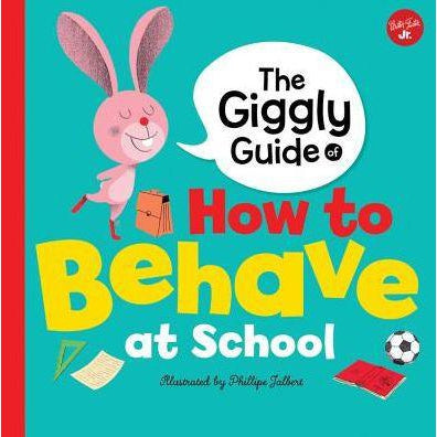 How To Behave at School-Book-Eden Lifestyle-Eden Lifestyle