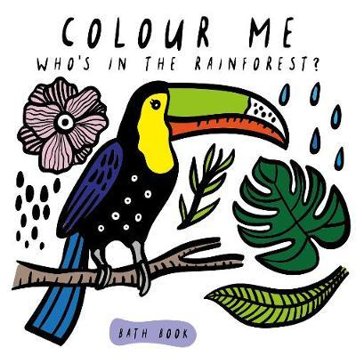 Color Me: Who's in the Rain Forest?-Book-Eden Lifestyle-Eden Lifestyle