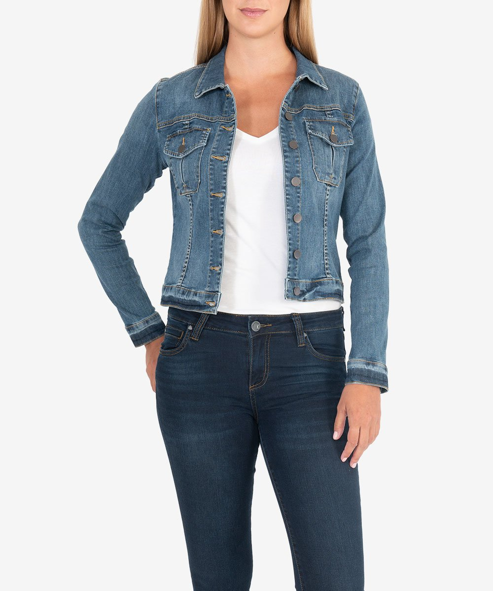 KUT from the Kloth | AMELIA JACKET (UNIVERSAL WASH)