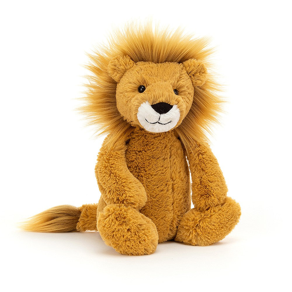 Jellycat, Gifts - Stuffed Animals,  Jellycat Bashful Lion Small