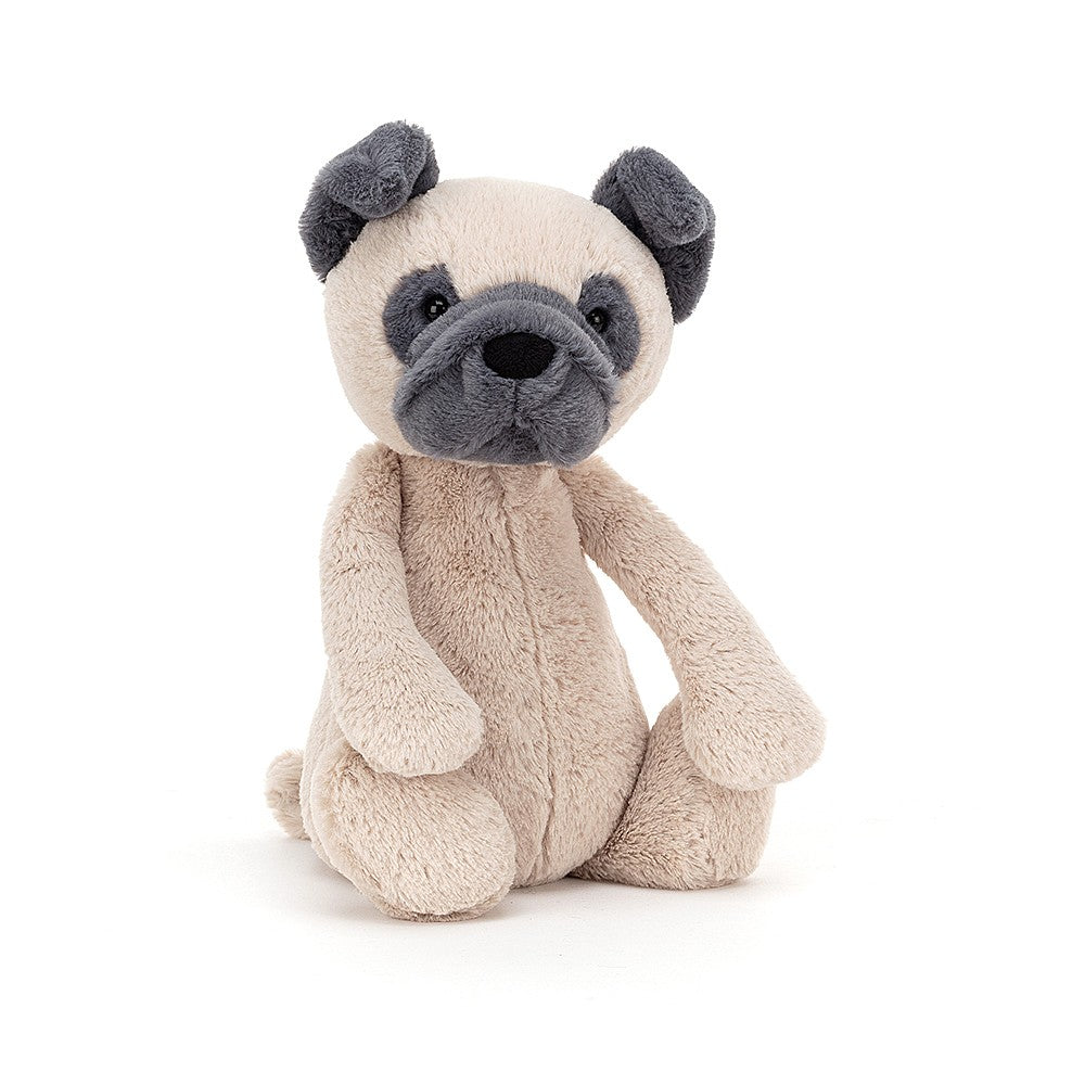 Jellycat, Gifts - Stuffed Animals,  Jellycat Medium Bashful Pug