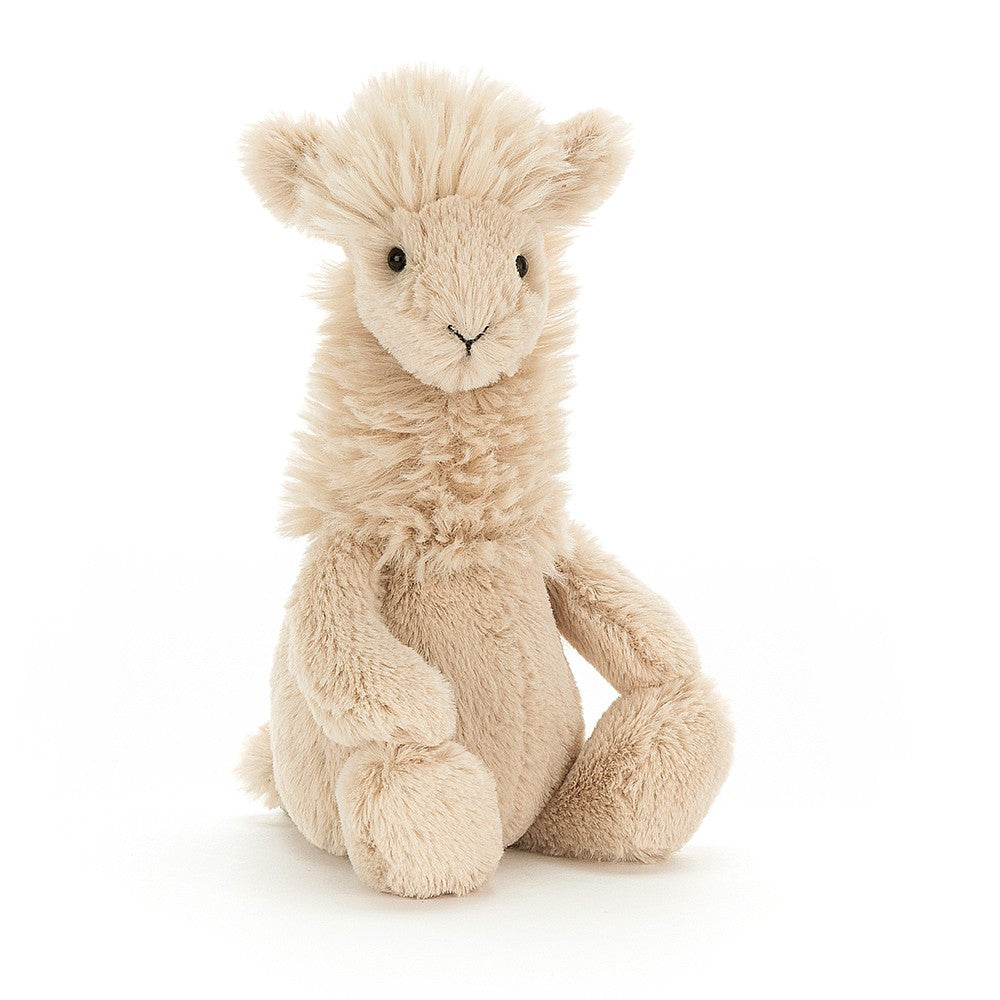 Jellycat, Gifts - Stuffed Animals,  Jellycat Medium Bashful Llama