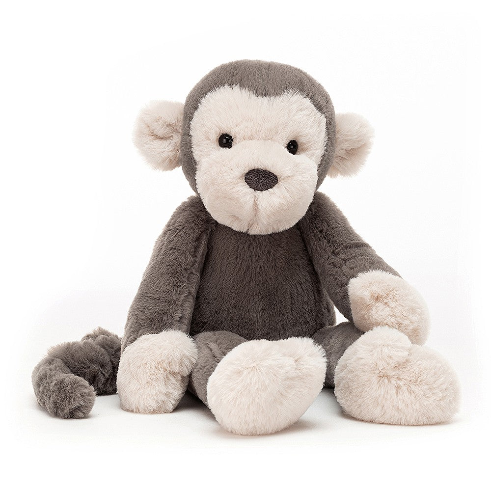 Jellycat, Gifts - Stuffed Animals,  Jellycat Brodie Monkey Medium