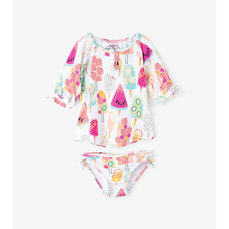 Fruity Lollies Rashguard Set