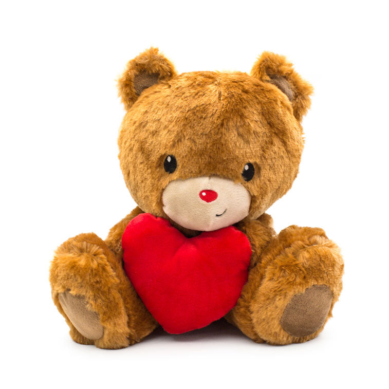 "Sweetheart 10 Inch Bear Plush €"" Cinnamon Bun-Gifts - Kids Misc-Scentco-Eden Lifestyle"