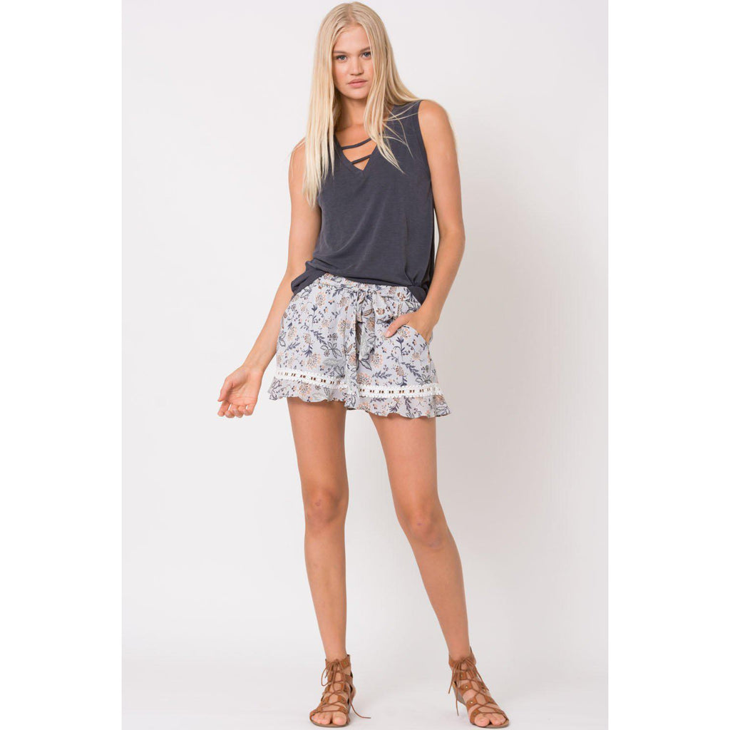 Breeze Shorts-Women - Loungewear-Eden Lifestyle-XS-Eden Lifestyle