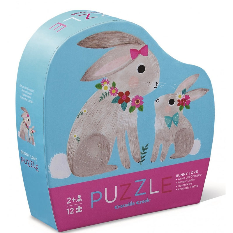 Bunny Love Puzzle-Gifts-Crocodile Creek-Eden Lifestyle