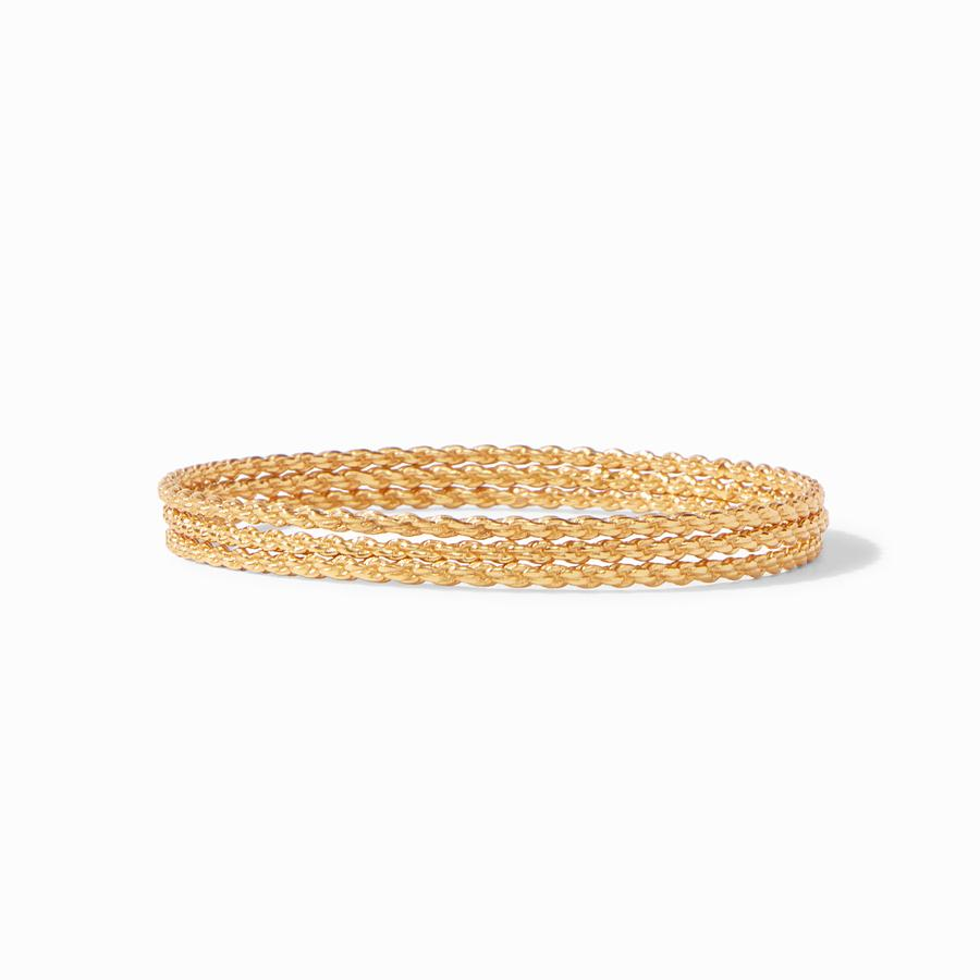 Julie Vos, Accessories - Jewelry,  Julie Vos - Cascade Trio Bangles