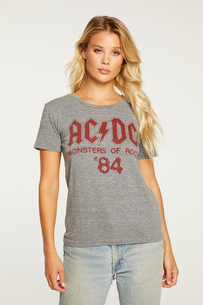 Chaser, Women - Shirts & Tops,  Chaser ACDC - Backstage Pass