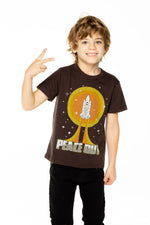 Chaser, Boy - Shirts,  Chaser Peace Out