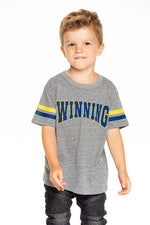 Chaser, Boy - Tees,  Chaser Boys Triblend Crew Neck Winning Tee