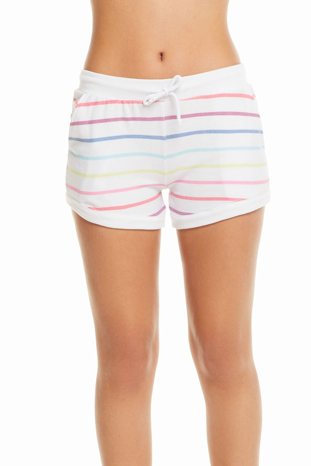 Chaser Cozy Knit Drawstring Lounge Short