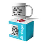 Coffee Mug 16oz - Be the Person
