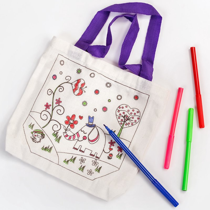 Color Your Tote