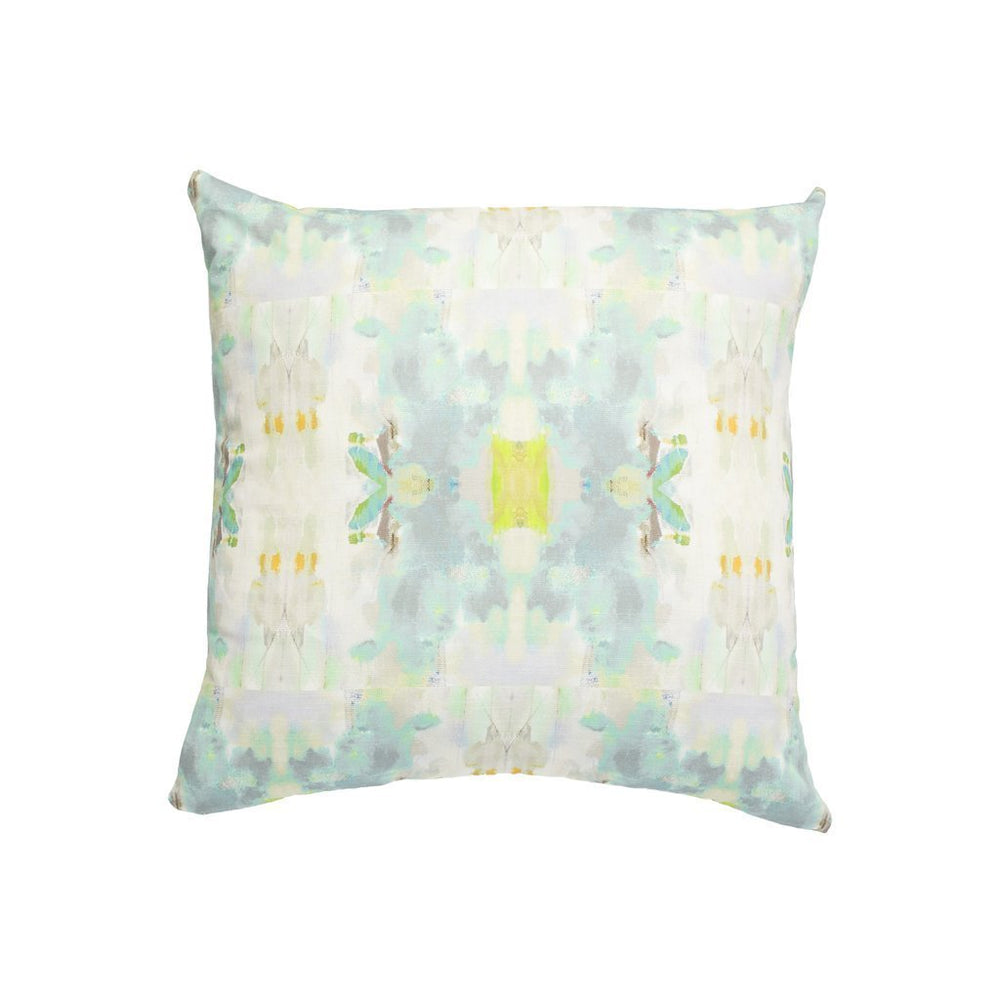 Coral Bay Green Sunbrella® Pillow