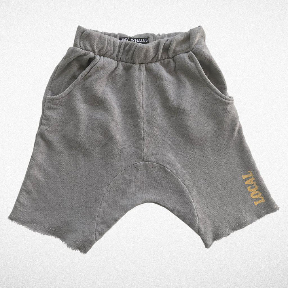 Tiny Whales Cozy Time Shorts-Baby Boy Apparel - Shorts-Tiny Whales-12-18M-Eden Lifestyle