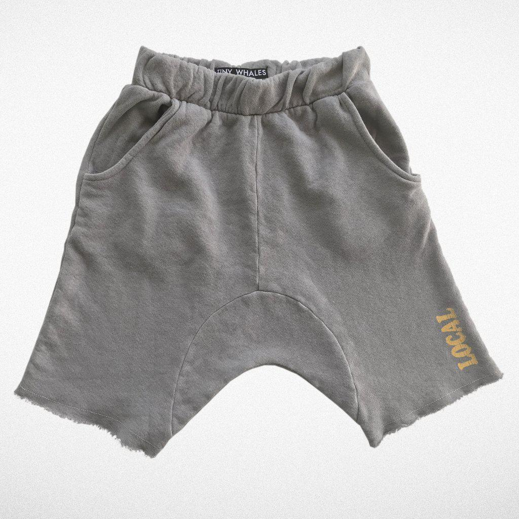 Cozy Time Shorts-Shorts-Tiny Whales-12-18M-Eden Lifestyle