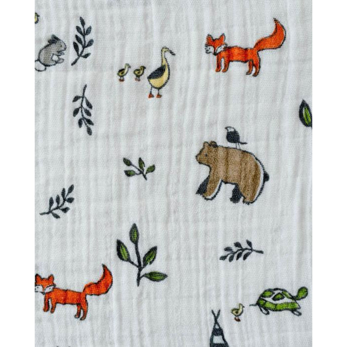 Little Unicorn Swaddle - Forest Friends