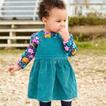 Jojo Maman Bebe, Baby Girl Apparel - Dresses,  Jojo Maman Bebe Cord Jumper Dress