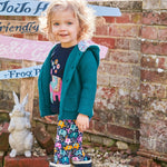 Girls' Hooded Cardigan-Baby Girl Apparel - Shirts & Tops-Jojo Maman Bebe-6-12M-Eden Lifestyle