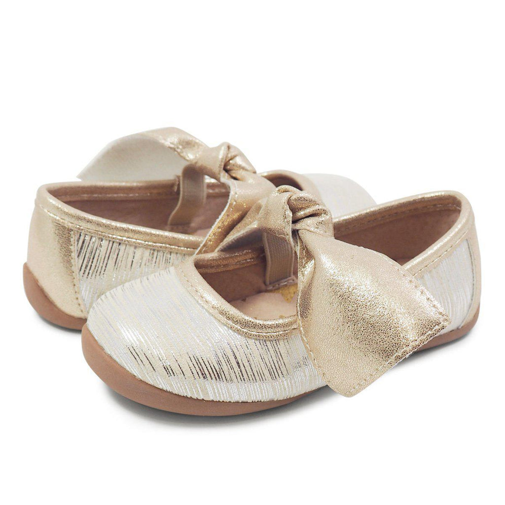 Livie & Luca Halley Ballet Flats-Shoes - Girl-Livie & Luca-8-Cream-Eden Lifestyle