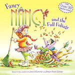 Eden Lifestyle, Books,  Fancy Nancy and the Fall Foliage