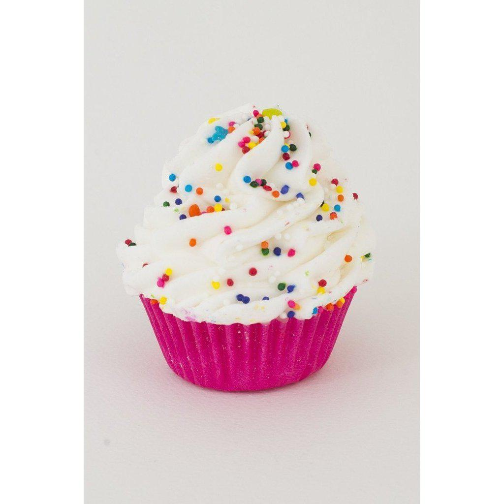 Mini Vanilla Cupcake Gifts - Bath Bombs-Gifts - Bath Bombs-Eden Lifestyle-Eden Lifestyle