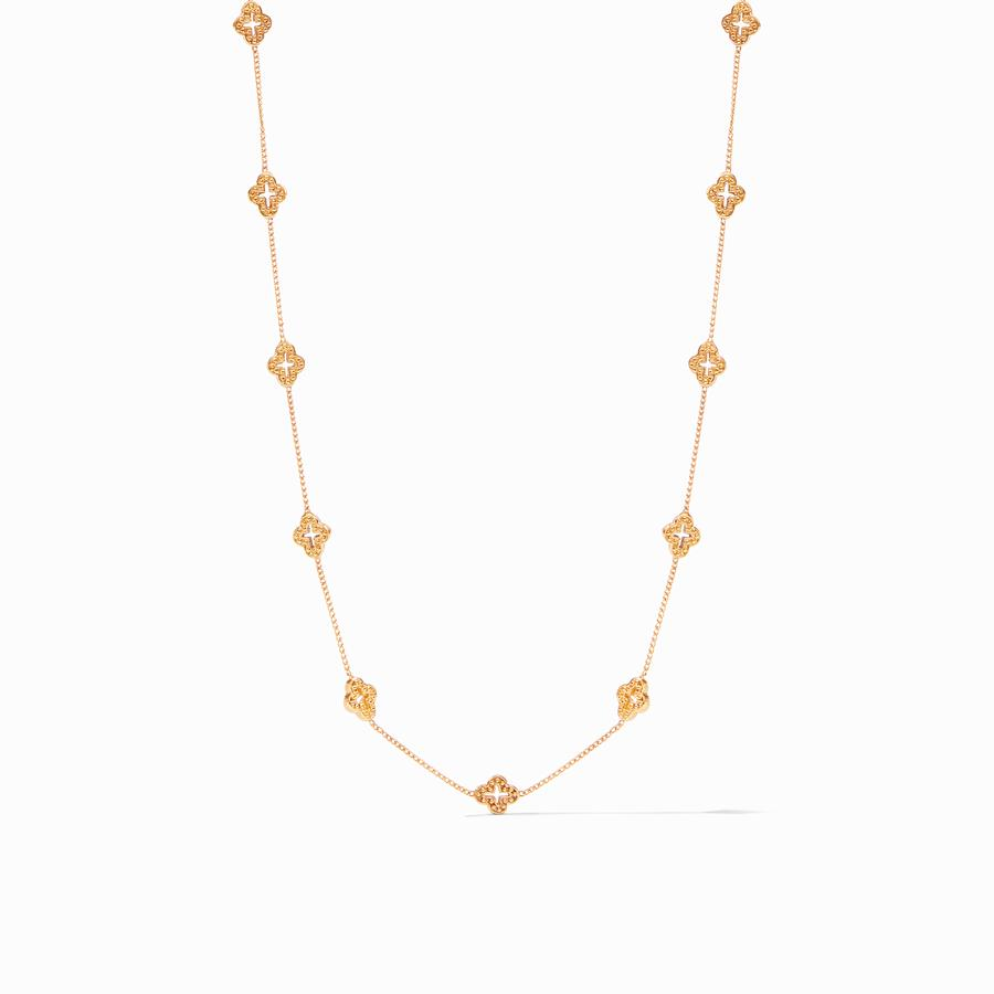 Julie Vos - Demi Delicate Gold Necklace