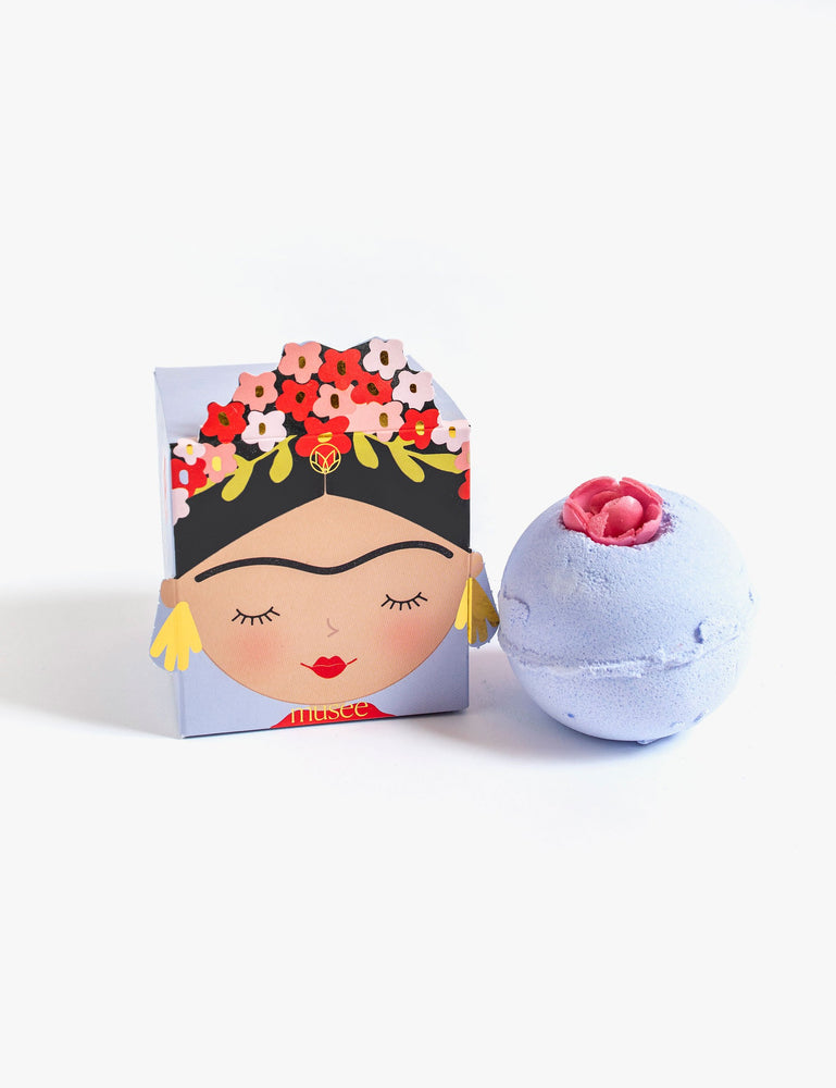 Musee, Gifts - Bath Bombs,  Frida Kahlo Women of Change Bath Balm