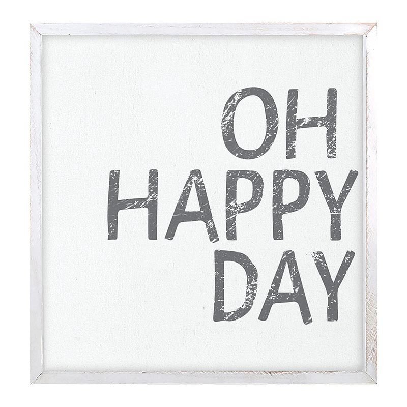 Eden Lifestyle Boutique, Home - Decorations,  Oh Happy Day