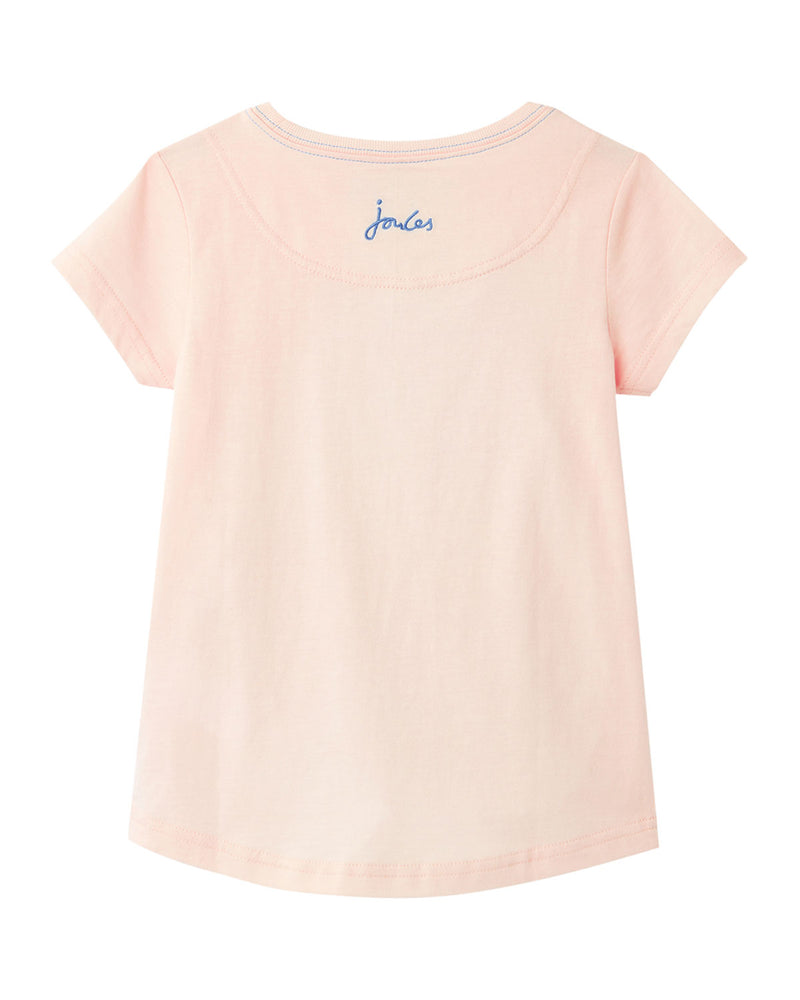 Joules, Girl - Tees,  Joules - Girl's Astra Sequin Popsicle Tee