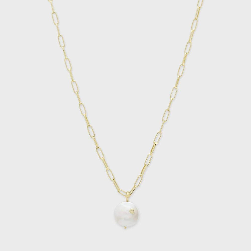 Gorjana - Reese Pearl Necklace