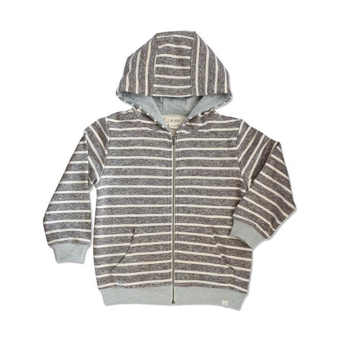 Me & Henry, Boy - Tees,  Me & Henry | Striped Hoodie