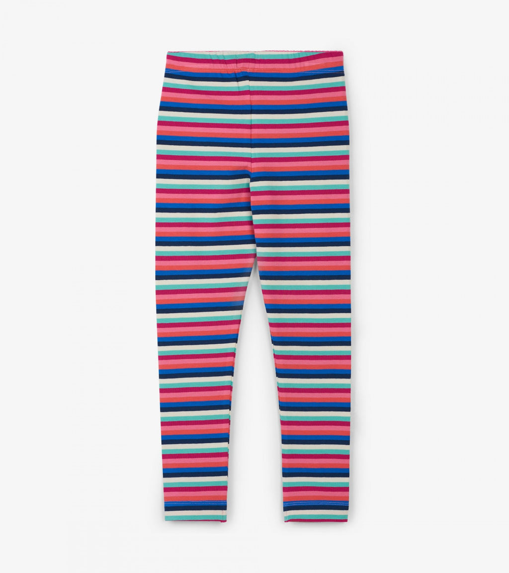 Hatley Rainbow Stripe Leggings